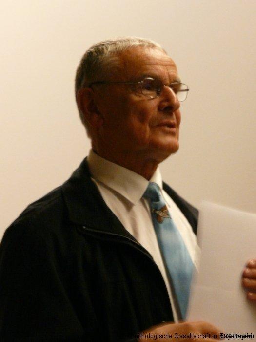 Schriftführer Dr. Helmut Rennau