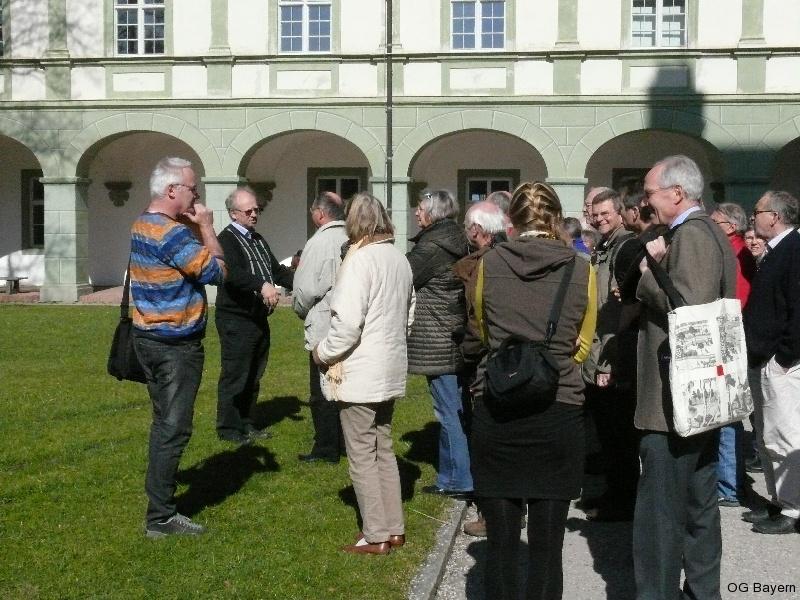 4. Bayerische Ornithologentage in Benediktbeuern 2014