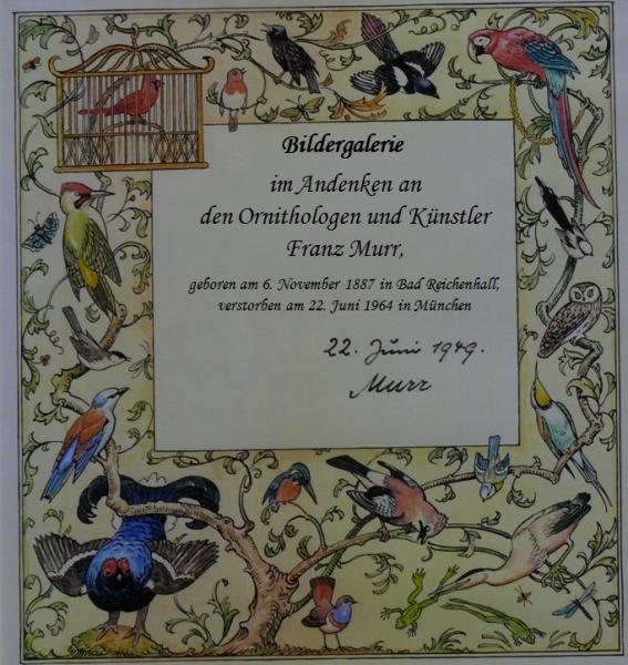 Vermählungs-Grußbild vom 22. Juni 1949 von Franz Murr, Textfeld verändert durch M. Siering