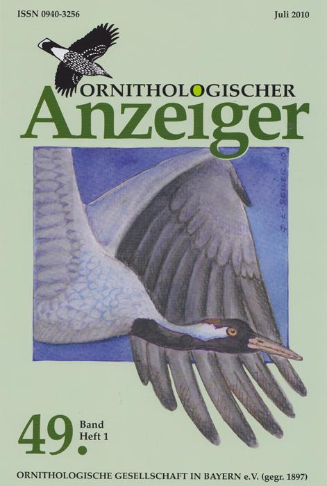 Ornithol. Anzeiger Band 49 (1)