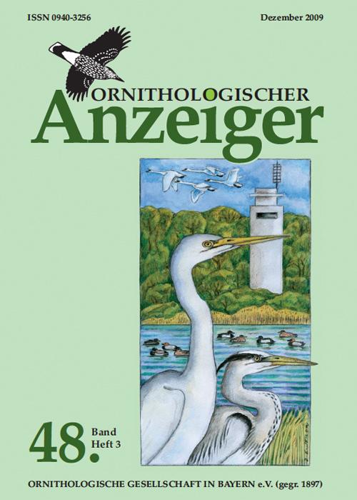 Ornithol. Anzeiger Band 48 (3)