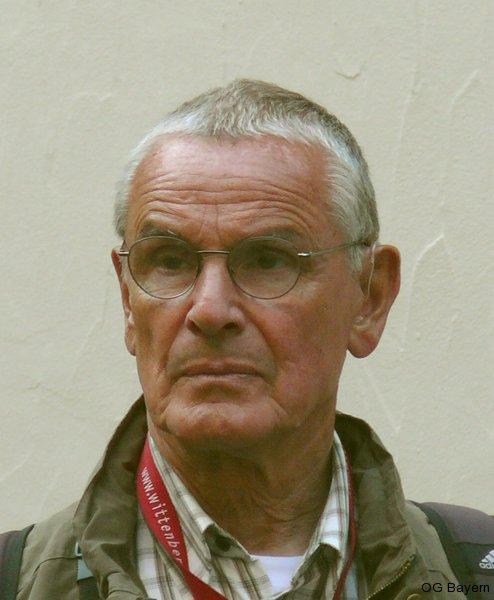 Portrait Dr. Helmut Rennau