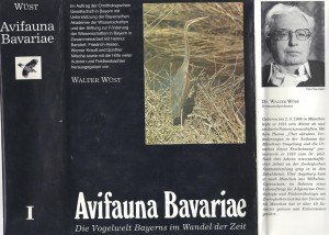 Avifauna Bavariae Band I