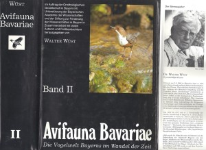 Avifauna Bavariae Band II